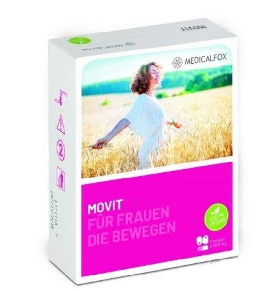 Medicalfox MOVIT 120 Kapseln