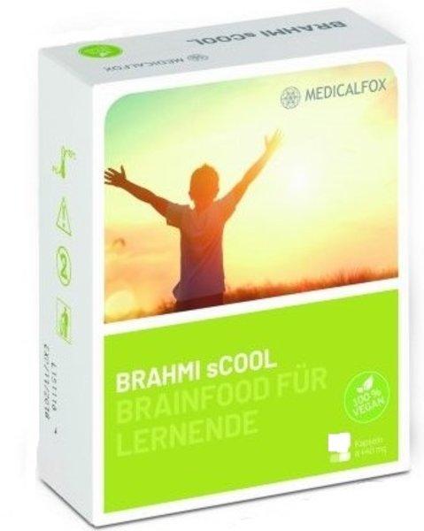 Medicalfox BRAHMI sCool 120 Kapseln