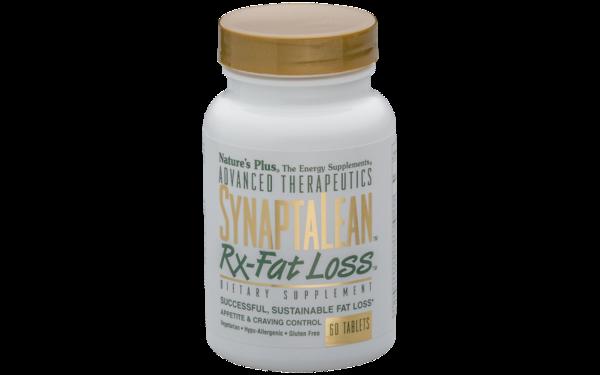 Natures Plus SynaptaLean RX-Fat Loss 60 Kapseln