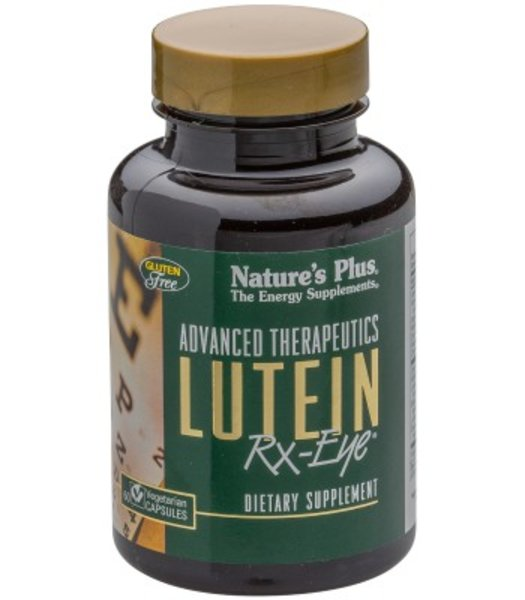 Nature\'s Plus Rx-Eye Lutein 60 veg. Kapseln