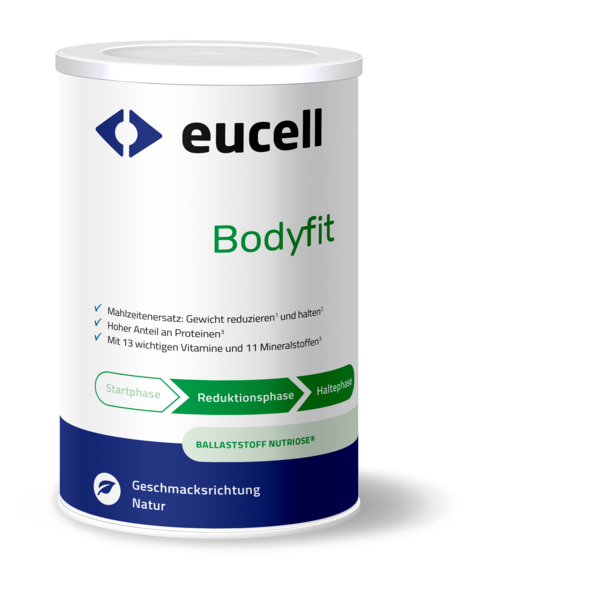 EUCELL BodyFit 280g Pulver