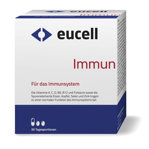 EUCELL Immun 90 Kapseln