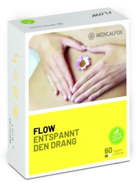 Medicalfox FLOW 60 Kapseln