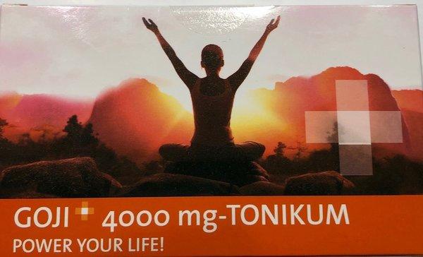 Medicalfox GOJI 4000 mg Trinkampullen (10 Stück)