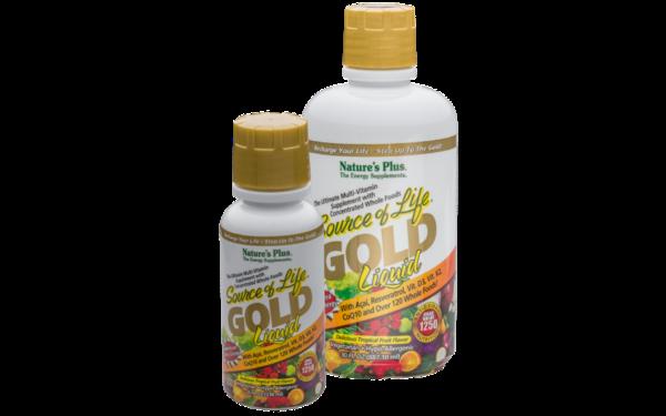 Natures Plus Source of Life GOLD Liquid 887,1 ml