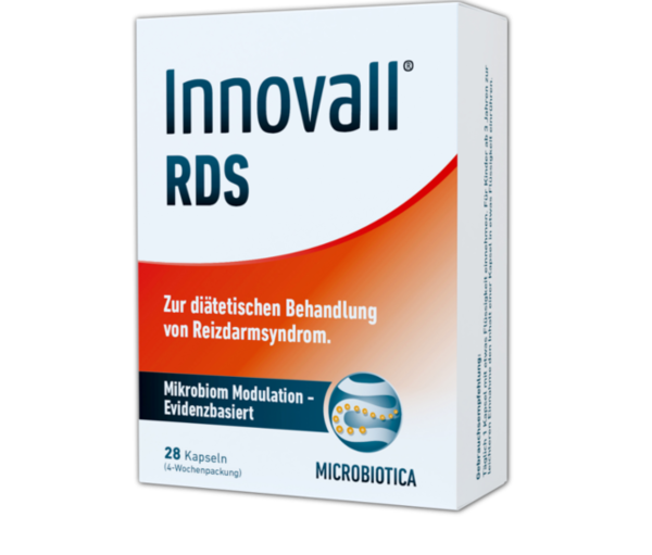 Innovall Microbiotic RDS Kapseln