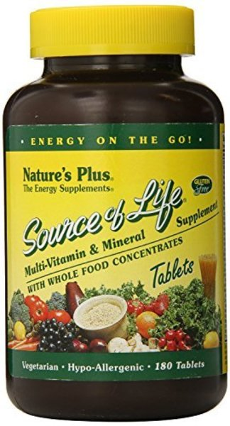 Natures Plus Source of Life® Tabletten