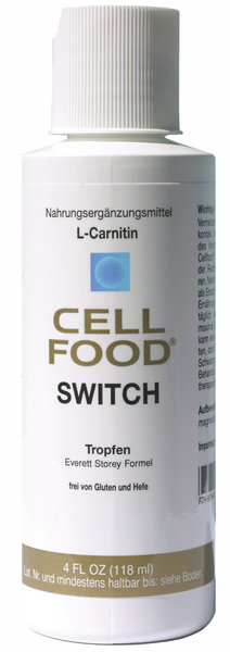Cellfood® Switch Tropfen 118 ml