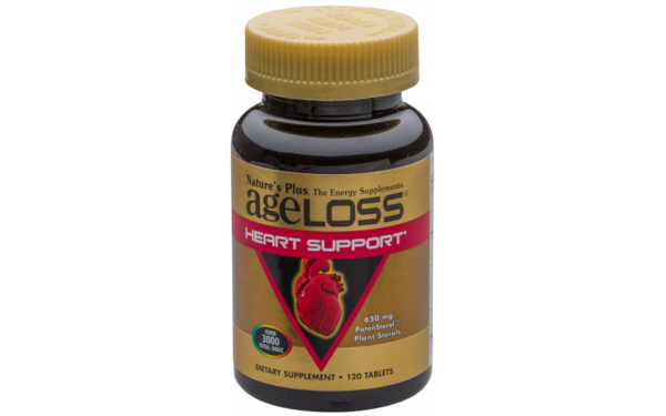 Natures Plus AgeLoss® HEART SUPPORT 120 Tabletten