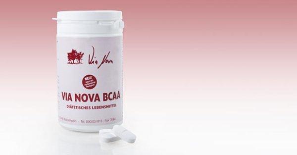 Via Nova BCAA 120 Tabletten